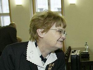 Hana Orgoníková čelí žalobě.