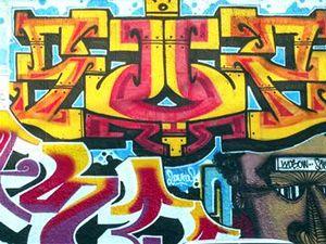 grafiti (ilustrační foto)