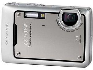Fotoaparát Olympus Mju-770SW
