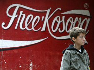 Svobodné Kosovo! Nechceme autonomii v rámci Srbska, ale nezávislost, hlásají kosovští Albánci.