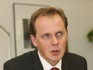 Generální ředitel televize Nova Petr Dvořák