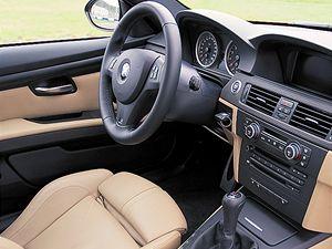 BMW M3 - palubní deska