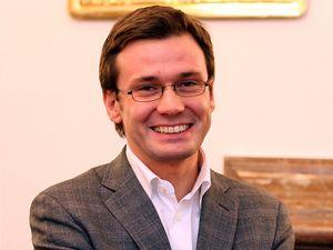 Budoucí ministr školství Ondřej Liška.