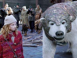 Lyra a medvědí kyrysník.