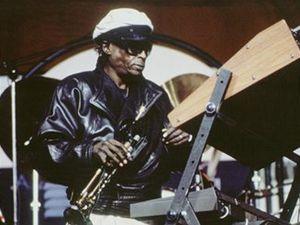 Miles Davis v roce 1984.