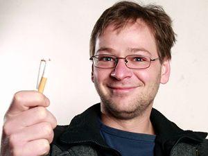 Když nekouřím, mám o hodně víc času, říká Radim.