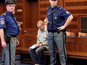 Heparinový vrah Petr Zelenka stanul před soudem.