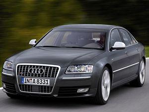 Audi S 8.
