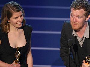 Oskar za píseň Falling slowly z filmu Once.