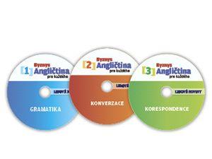 Angličtina pro každého - tři CD