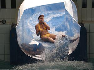 Aquapark- ilustrační foto.