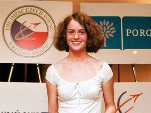 Vítězka soutěže Marie Šmilauerová.