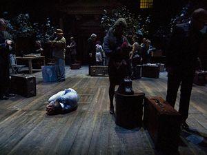 Divadlo Archa uvede Havlovo Odcházení.