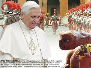 Mimozemšťané jsou podle Vatikánu bratry křesťanů