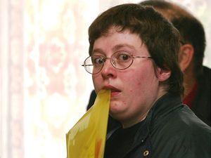 Barbora Škrlová u soudu