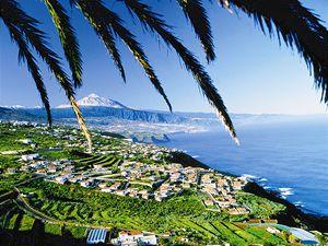 Kanárské ostrovy.