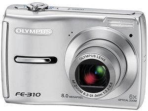 Fotoaparát Olympus FE-310 Silver