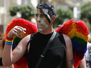 Gay parade - ilustrační foto.