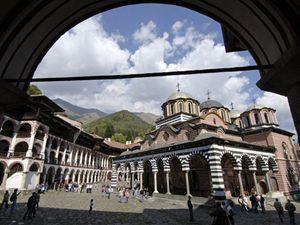 Rilský klášter, Bulharsko