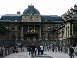 Justiční palác.
