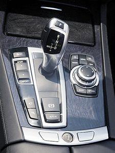 BMW řady 7.