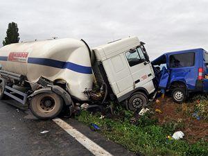 Při nehodě, kterou zavinil Ladislav Lubina, zemřel otec fotbalisty Vratislava Lokvence.