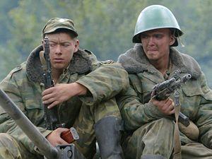 Ruští vojáci.