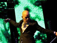 Koncert R.E.M. v pražském Edenu