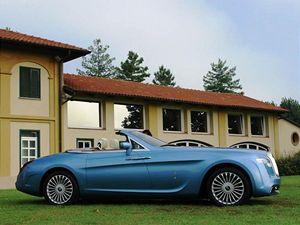 Rolls-Royce Hyperion od Pininfariny je uměleckým dílem, které vzniklo v jediném exempláři.