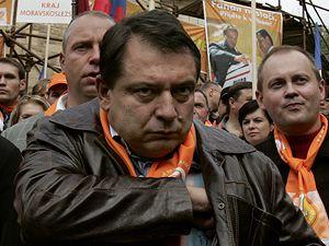Jiří Paroubek opět vystoupit spolu s ostatními sociálními demokraty na Říp.