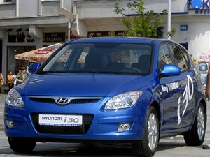 Nošovická automobilka Hyundai oficiálně zahájila výrobu. Prvním sériově vyráběným vozidlem je Hyundai i30.