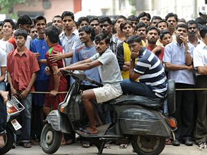 Obyvatele Bombaje zásah proti teroristům přilákal.