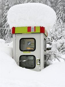 Rakousko sužuje sněhová kalamita.