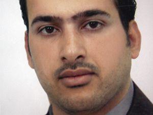 Irácký novinář Muntadar Zajdí na nedatovaném snímku.
