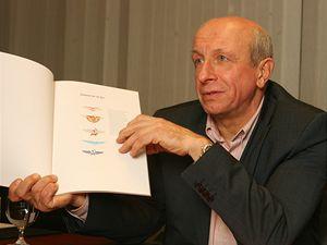 Zástupce generálního ředitele Aeroflotu Lev Košljakov