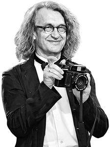 Wim Wenders.