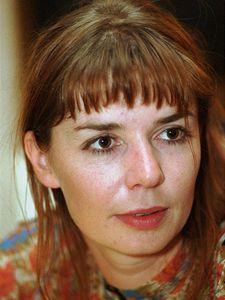 Herečka a režisérka Dana Vávrová (na archivním snímku z 29. května 2000)