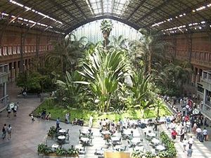 Atocha, Madrid - �pan�lsko