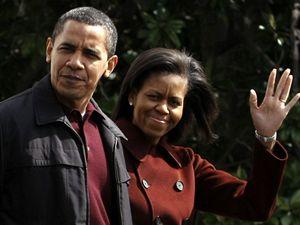 Prezidentský pár. Snad se to v té Praze nezkomplikuje...