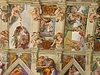 Michelangelova freska v Sixtinské kapli. | na serveru Lidovky.cz | aktu�ln� zpr�vy