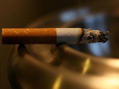 Cigareta, ilustrační foto