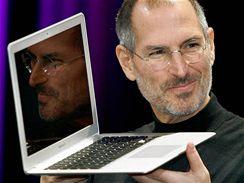 Generální ředitel společnosti Apple Steve Jobs