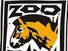Logo pražské zoo, které vytvořil výtvarník Michal Cihlář.