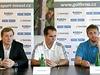 Robert Spálenka (vlevo), Tomá� Rolinek a Jan Marek. | na serveru Lidovky.cz | aktu�ln� zpr�vy