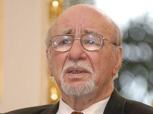 Ve věku 87 let zemřel významný český divadelní režisér Otomar Krejča (na archivním snímku z 21. listopadu 2006).