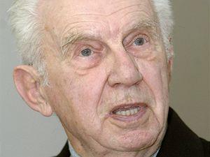 Básník Jaromír Hořec