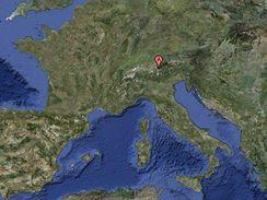 Italské lyžařské středisko Solda (Sulden)