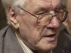 Jaroslav Moučka (na archivním snímku z 1. listopadu 2003).