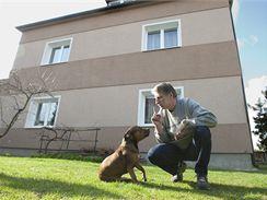 Majitel zabaveného domu komunisty Tomáš Hudec