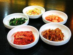 Kimči a další korejské přílohy